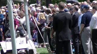 Memorial Day at Fort Logan National Cemetery 2014 CPL. GERALD MOFFETT Thumbnail