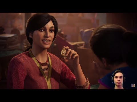 Chloe Frazer is Back!!!   Uncharted: Lost Legacy Part 1