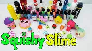 Squishy ile Eğlenceli Slime Challenge - Komik Video - Vak Vak TV