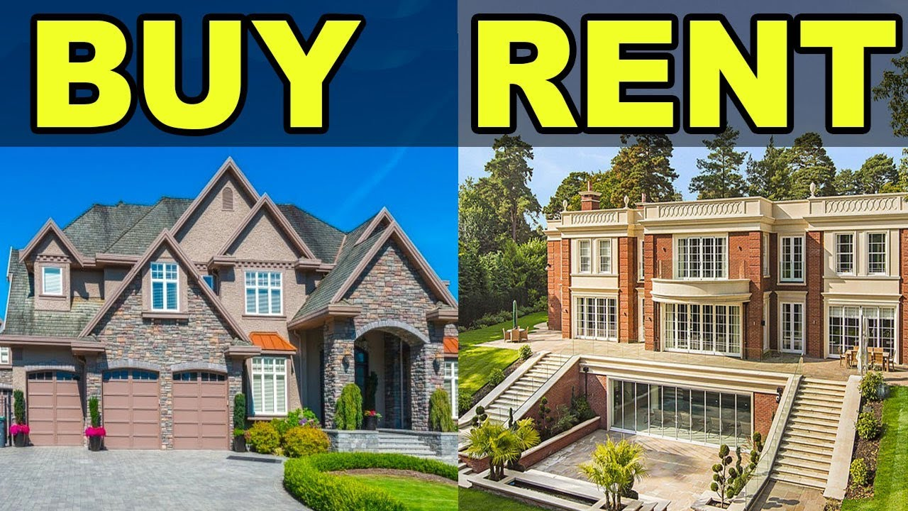 A Houses For Rent Which Is Cheaper Buying Or Renting A House Debunked