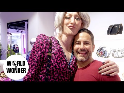 Detox + Marc Jacobs Shopping Spree! All Stars 2 RuPaul's Drag Race