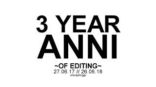 happy new years three years of editing ✧