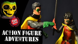 Damian Wayne: Robin - Son of Batman & DC Signature Collection - Action Figure Adventures(Action Figure Adventures takes a look at the Damian Wayne Robin figure from the DC Collectibles' Son of Batman line as well as the figure from Mattel's DC ..., 2015-02-18T23:00:00.000Z)