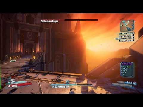 Borderlands 2 - Tiny Tina's Assault On Dragons Keep DLC (Gameplay/Commentary) [HD] Ep.46 |