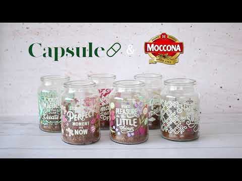 How We As Craft Novices Managed To Up Cycle Moccona S New Limited Edition Decorative Jars Youtube