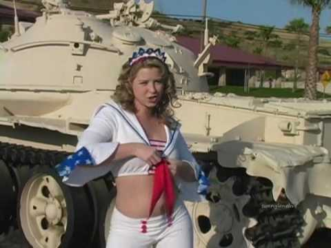 SUNNY LANE FUN CLIP FOR THE TROOPS AND ARMY GUYS!
