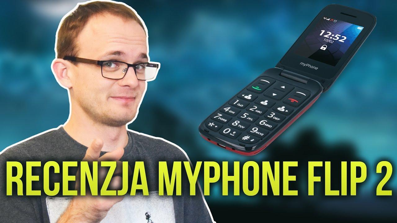 cbb4bfbe05b50 myPhone Flip 2 - Tania klapka z Biedronki [TEST] - YouTube