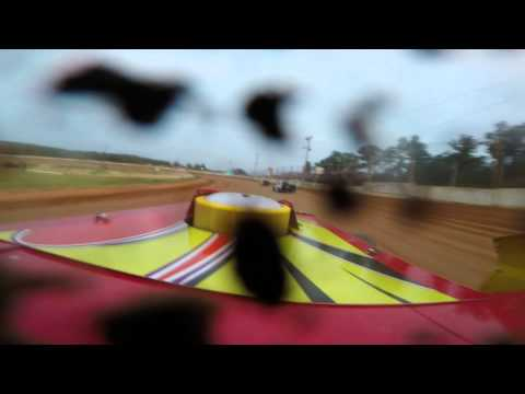 Dakota Berry Heat Camden Speedway 7 26 14 Race Fab Products Vector Mount