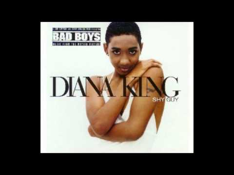 Shy Guy - Diana King (Best Quality)