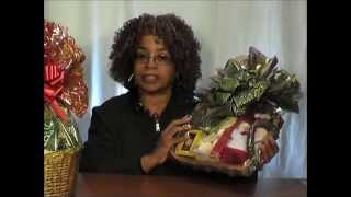 Make Gift Baskets with Trays