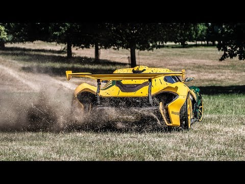Watch This P1 GTR Owner Rip Some Donuts
