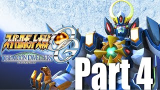 Super Robot Wars Original Generation: The Moon Dwellers Full Playthrough Part 4 Longplay