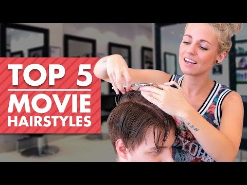 Movie Hairstyles Top 5 | Men Hair Inspiration