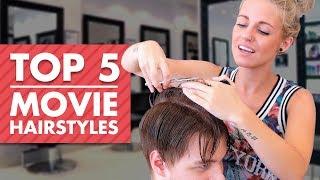 Movie Hairstyles Top 5   Men Hair Inspiration