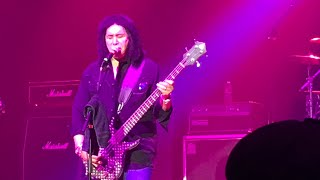 Gene Simmons - She's So  European Lynn, Ma. 2/16/18