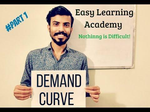 1. Demand curve I HSC  Bangla tutorials I HSC Economics I Bangla lecture