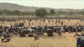 هذا الصباح- المصارعة عند قبائل النوبة في السودان