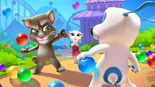 My Talking Angela & My Talking Tom Games for Kids (HD)