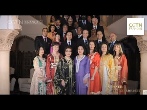 Aziz Mekouar, ambassadeur du Maroc en Chine, invite la télévision ...