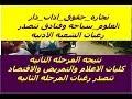 حصريا:مؤشرات نتيجه تنسيق المرحله الثانيه للشعبه العلميه والادبيه2019
