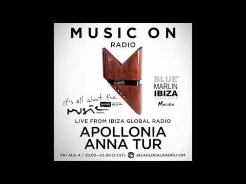 Apollonia, Anna Tur - Live @ Blue Marlin Ibiza Marina 04-08-17