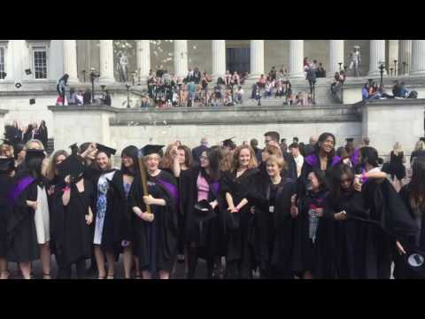 UCL English degree year 2016