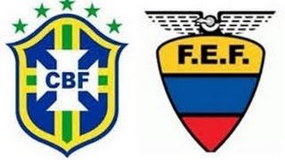 Copa América 1991: Brasil x Equador