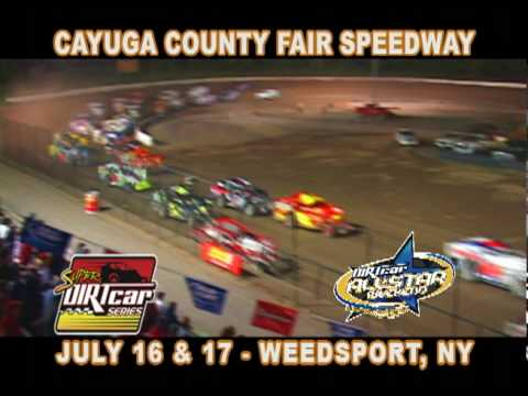 DIRTcar All-Star 100 Weekend at Weedsport's Cayuga County Fair Speedway