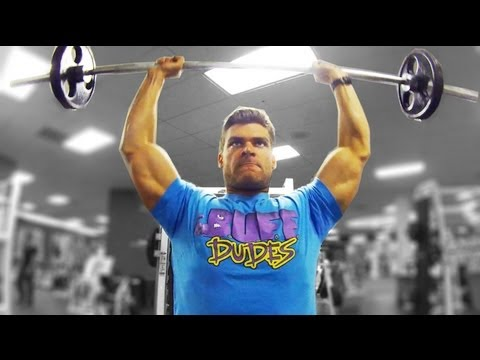 How to Perform Overhead Press - Proper Technique & Form