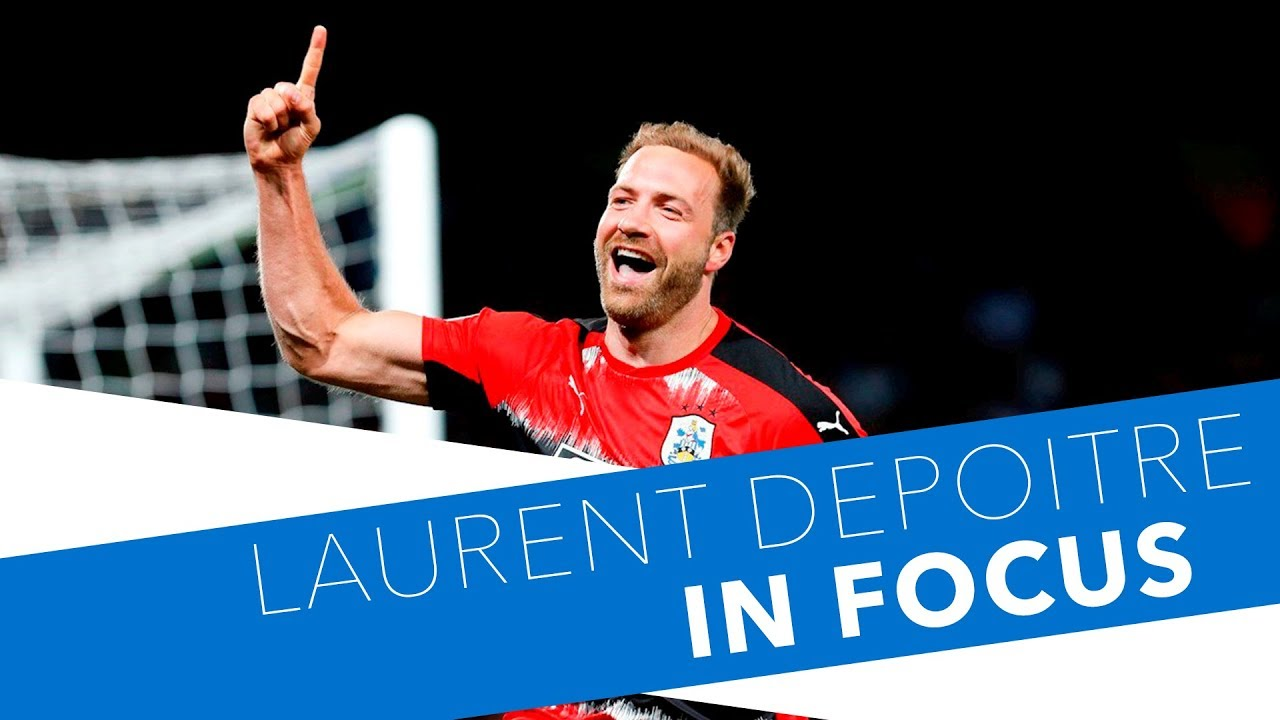 LAURENT, LAURENT DEPOITRE  IN FOCUS: Laurent Depoitre