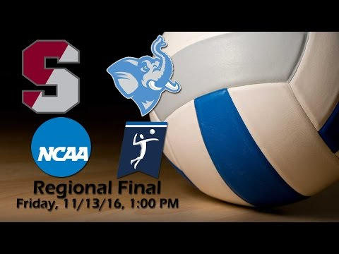 2016 NCAA Division III Women's Volleyball Regional Final - Tufts Jumbocs vs Springfield Pride