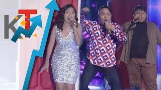 Gambar cover PART 1: TNT Season 3 grand finalists perform on It's Showtime stage!!!