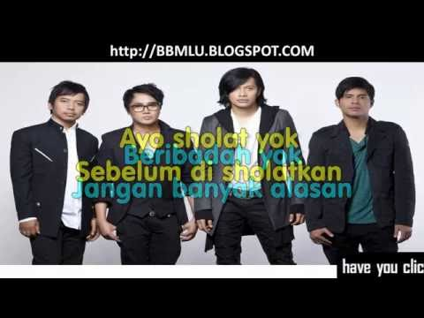 GIGI - Beribadah Yok (LIRIK) | OFFICIAL LYRIC VIDEO @LIRIKMUSIK10