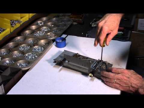 Vending Machine Repair - Coin Mechanism Overhaul