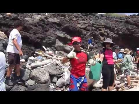 Kahoolawe Beach Clean Up Project