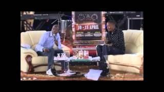 Pioneers Talk Show with Apostle Tavonga Vutabwashe and Prophet Uebert Angel