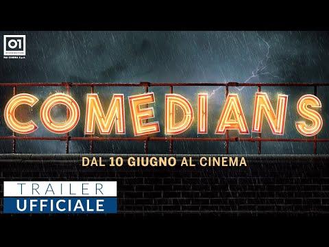 COMEDIANS (2021) di Gabriele Salvatores - Trailer Ufficiale HD