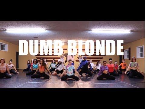AVRIL LAVIGNE ft NICKI MINAJ - Dumb Blonde  theINstituteofDancers  Brian Esperon Choreography