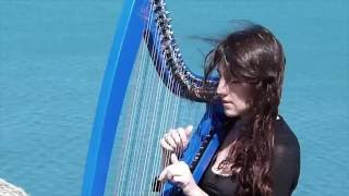 The Call of the Siren Morgan - Marion Le Solliec - harpe / harp/ 竖琴