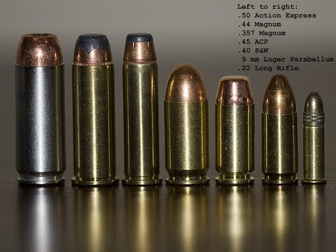 What s the Best Pistol Caliber for Prepping   YouTube