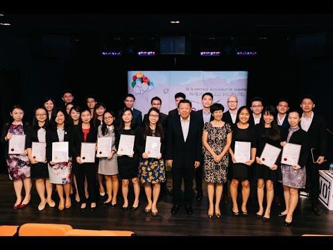 Singapore QP Inaugural Graduation Ceremony