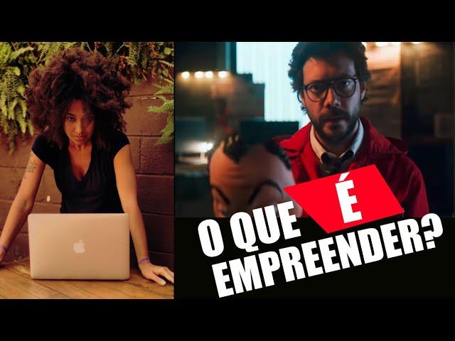 O QUE É EMPREENDEDORISMO? Especial #FiqueEmCasa #Empreendedorismo #Comigo