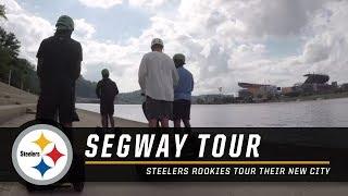 Rookie Segway Tour around Pittsburgh | Pittsburgh Steelers