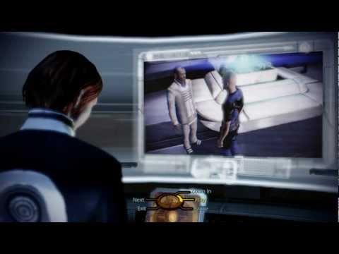 Mass Effect 2 Shadow Broker's video archives