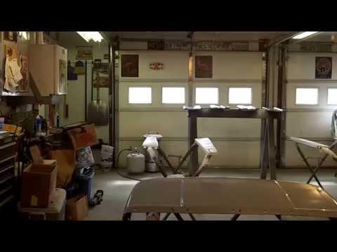 Golf cart body repair #9