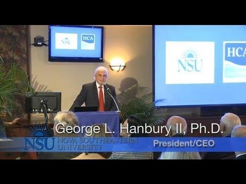 NSU and HCA Announce Hospital Partnership