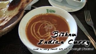 Bishnu Indian Curry Restaurant - I Live in Japan 91