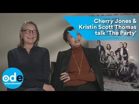 The Party: Cherry Jones & Kristin Scott Thomas on being the boss