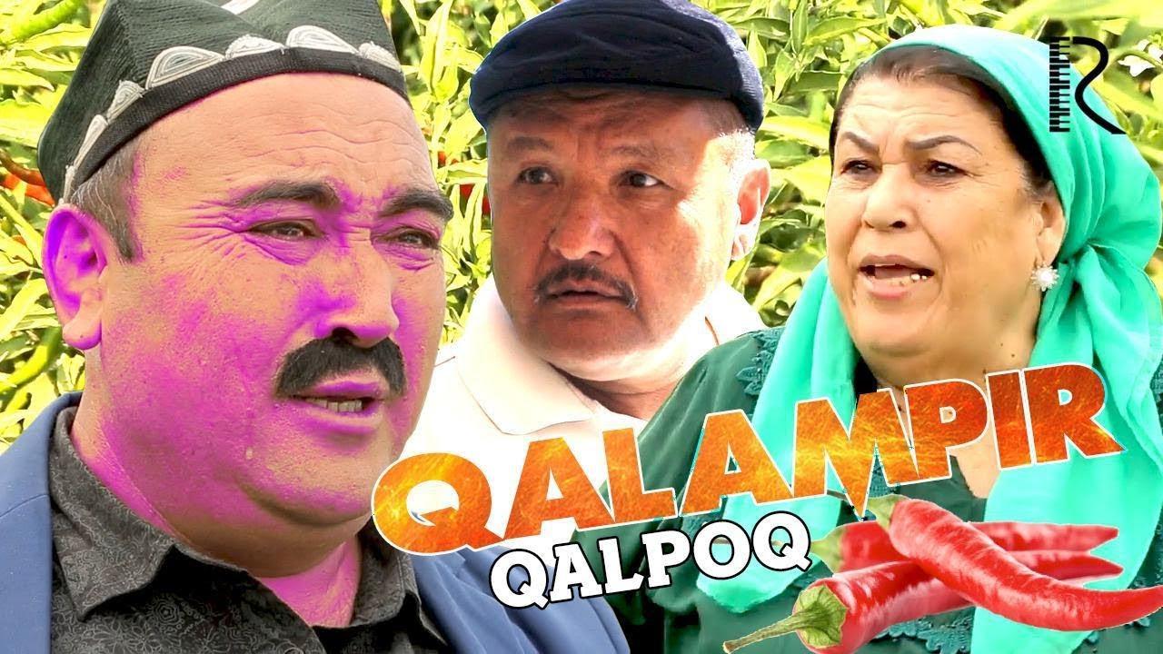 Qalpoq - Qalampir | Калпок - Калампир (hajviy ko'rsatuv)