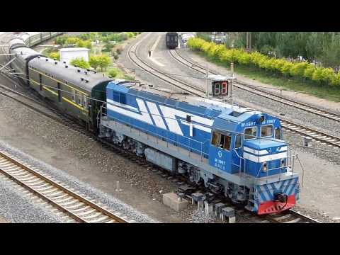 DF5, China Railway中国铁路